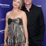 ������, ������: Rebecca Gayheart Dane and Eric Dane