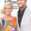 Постер, плакат: Luke Bryan and Caroline Boyer