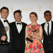 ������, ������: Joseph Gordon Levitt Jared Geller Belisa Balaban and Gaurav Misra