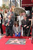Beau Bridges, Jane Fonda and Sally Field — Stock Photo