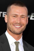 Glen Powell — Stock Photo