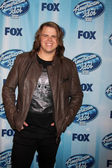 Caleb Johnson — Stock Photo
