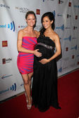 Teri Polo and Sherri Saum — Foto Stock