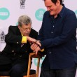 Постер, плакат: Jerry Lewis and Quentin Tarantino