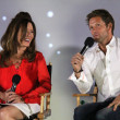 Постер, плакат: Mary McDonnell and Jamie Bamber