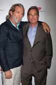 Beau Bridges, Jeff Bridges — Stock Photo