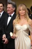Kurt Russell, Goldie Hawn — Stock Photo