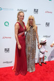 Molly Sims and Rachel Zoe — Stock Photo