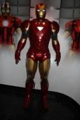 Iron Man Figure — Stock Photo