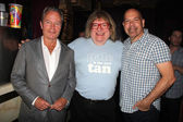 John Savage, Bruce Vilanch and Jason Stuart — Stock Photo