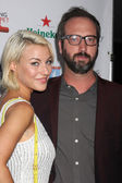 Erin Darling and Tom Green — Stockfoto