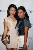 Cierra Ramirez and Savannah Ramirez — Stock Photo