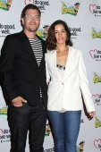 Noah Lebenzon and Ana Ortiz — Stock Photo