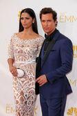 Camila Alves, Matthew McConaughey — Stock Photo
