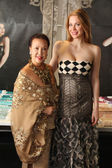Maitland Ward, Sue Wong — Stock Photo