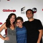 ������, ������: Hayley Orrantia Sean Giambrone and Troy Gentile