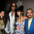 Постер, плакат: Alice Aoki Matt Hannon Bai Ling and Peter Palian