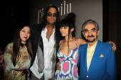 Alice Aoki, Matt Hannon, Bai Ling and Peter Palian — Stock Photo