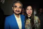 Peter Palian and Alice Aoki — Stock Photo