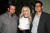 Brent Baisley and Lexi Belle — Stock Photo