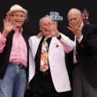 ������, ������: Norman Lear Mel Brooks and Carl Reiner