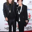 Постер, плакат: Ozzy Osbourne and Sharon Osbourne