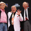 Постер, плакат: Norman Lear Mel Brooks and Carl Reiner