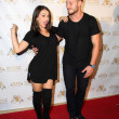 Janel Parrish and Val Chmerkovskiy — Stock Photo #53451387