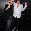 Постер, плакат: John Varvatos and Paul Stanley