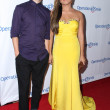 Kevin McHale and Jenna Ushkowitz — Stock Photo #53879549
