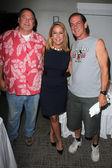 Christopher York, Erin Murphy and Matthew York — Stock Photo