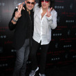 ������, ������: John Varvatos and Paul Stanley