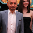 Постер, плакат: Ben Kingsley and Elle Fanning