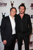 Brandon Freeman and Heath Freeman — Stock Photo