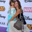 Постер, плакат: Natalia Scout Lee Stafford and Michelle Stafford