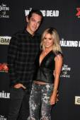 Ashley Tisdale and Christopher French — Foto Stock