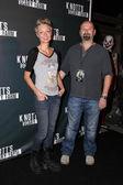 Axelle Carolyn and Neil Marshall — Stock Photo