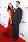 Brian Austin Green and Megan Fox — Stock Photo