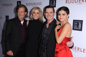 William H. Macy, Felicity Huffman, Billy Crudup, Selena Gomez — Stock Photo