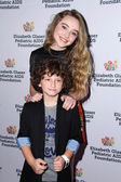 Sabrina Carpenter and August Maturo — Stockfoto