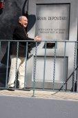 Mel Brooks — Foto de Stock