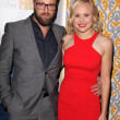 Joshua Leonard and Alison Pill — Stock Photo #57838035