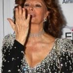Sophia Loren — Stock Photo #58369085