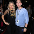Постер, плакат: Fergie and Lance Bass