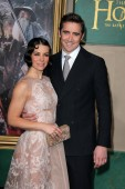 Evangeline Lilly, Lee Pace — Stock Photo
