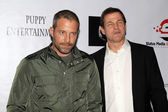 Johnny Messner, Michael Pare — Stock Photo
