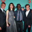 Постер, плакат: Matt LeBlanc Emmy Rossum Don Cheadle William H Macy