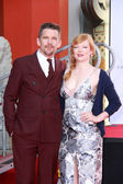 Ethan Hawke, Sarah Snook — Stock Photo