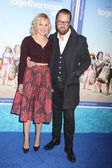 Alison Pill, Joshua Leonard — Stock Photo