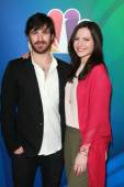 Eoin Macken, Jill Flint — Stock Photo